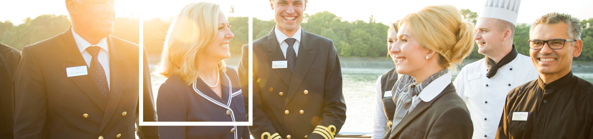 Hotel Manager on River Cruise Ship