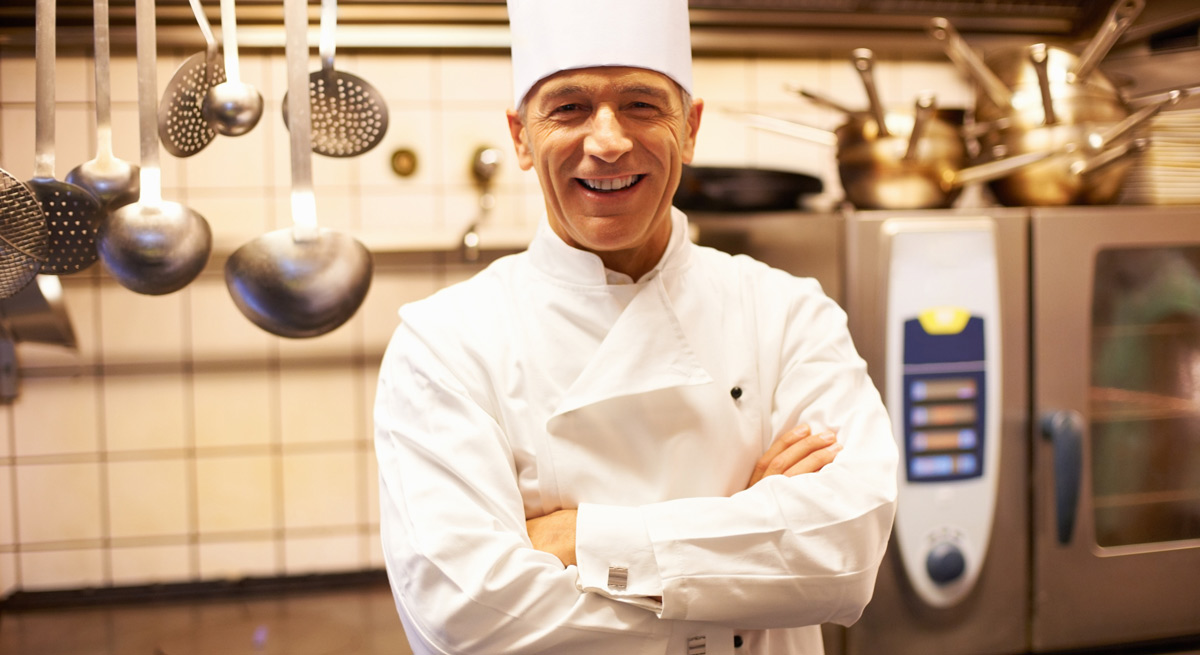 Executive Chef on River Cruise Ship