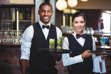 Waiter needed in Ireland