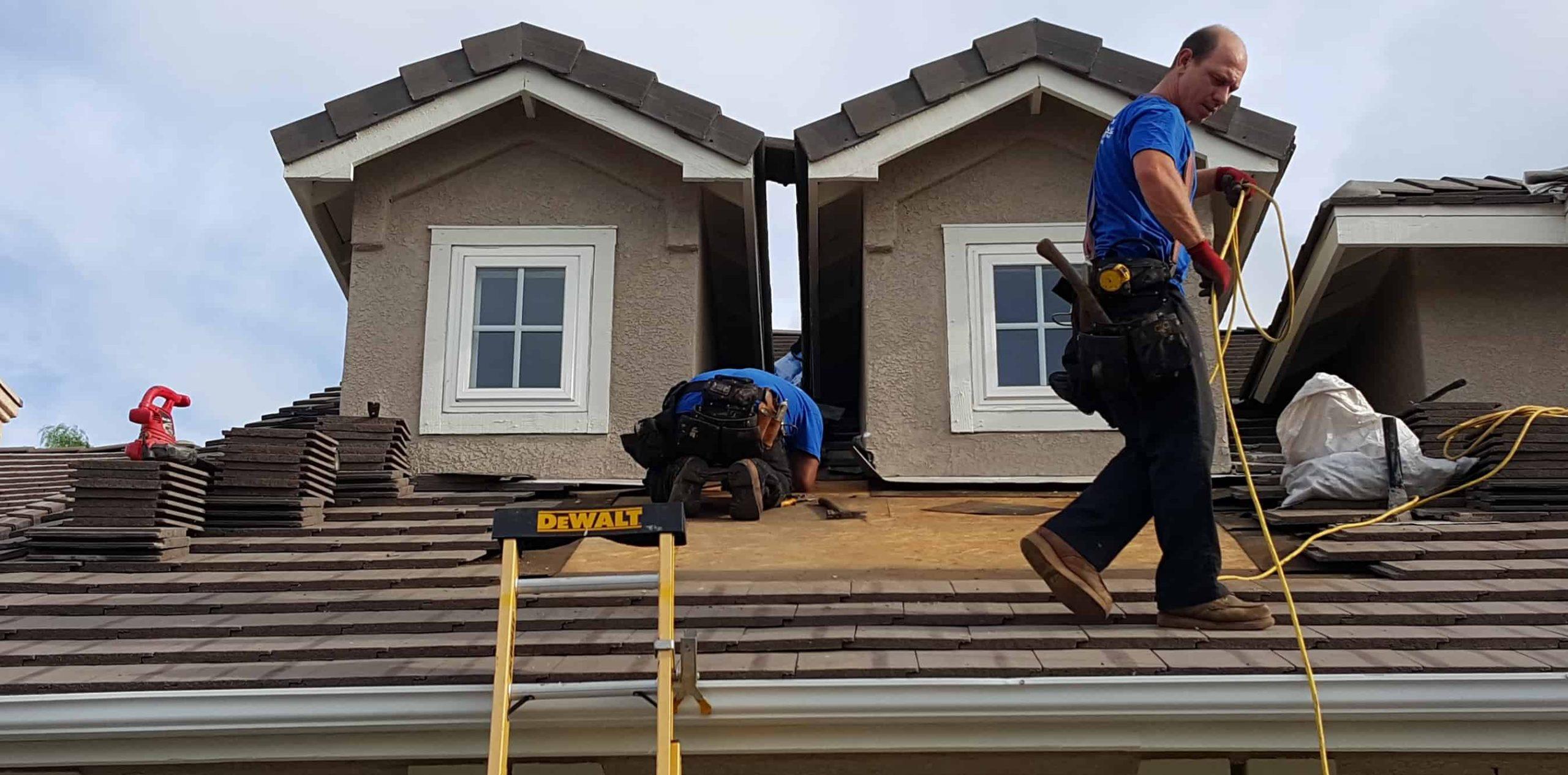 Roofer job in The Netherlands