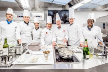 Culinary Arts Studies in Switzerland