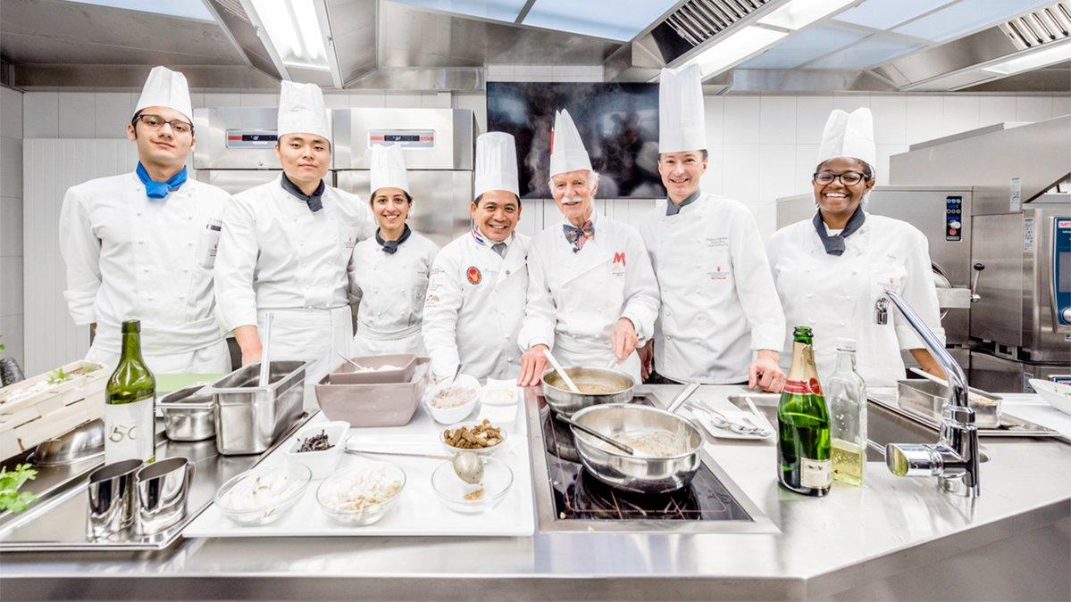 Culinary Arts Studies in Switzerland