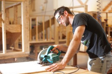 Interior renovation carpenter job in The Netherlands