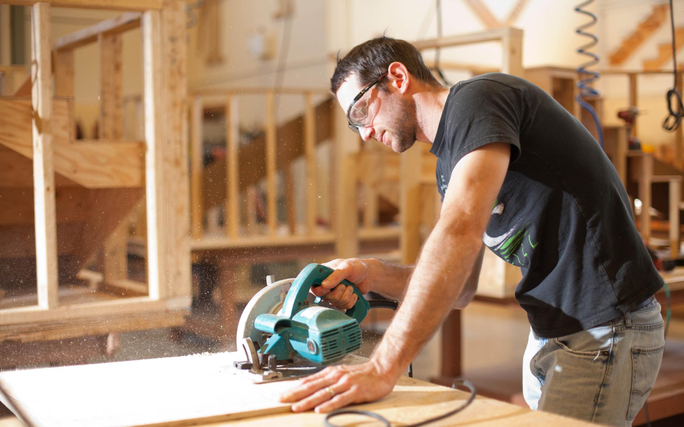 Interior renovation carpenter   job in The Netherlands