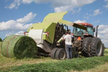Agricultural machinery mechanic job in Germany