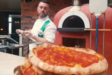 Pizza chef job in England/Kent